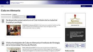 Kubanische Botschaft