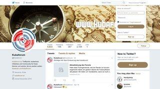 Twitter Kubaforum