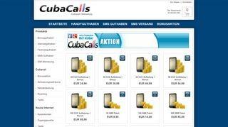 Cubacalls