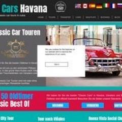 Old Cars Havanna